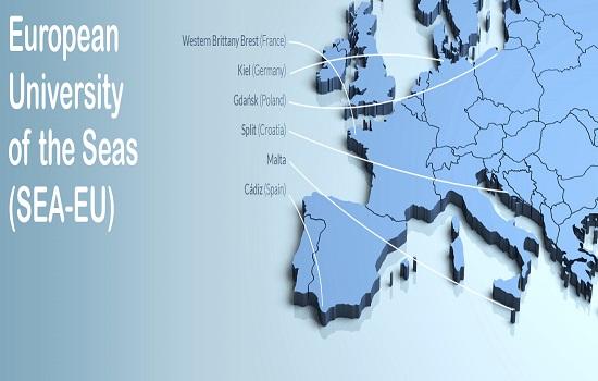 See you in SEA-EU, the European University of the SEAS.