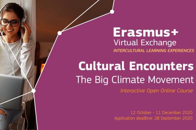 ERASMUS+ wirtualna wymiana międzykulturowych doświadczeń edukacyjnych