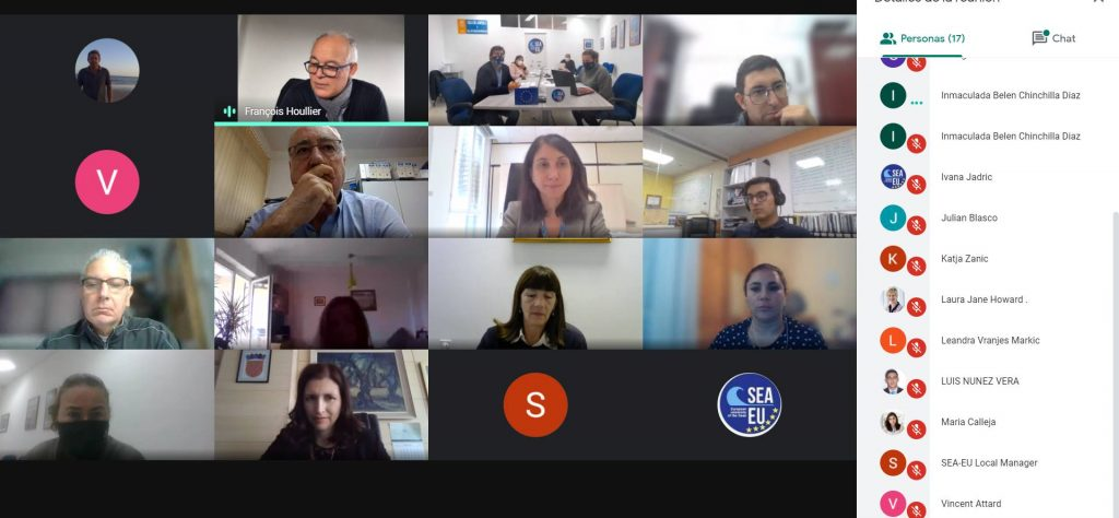 Success of the first SEA-EU Stakeholders Group