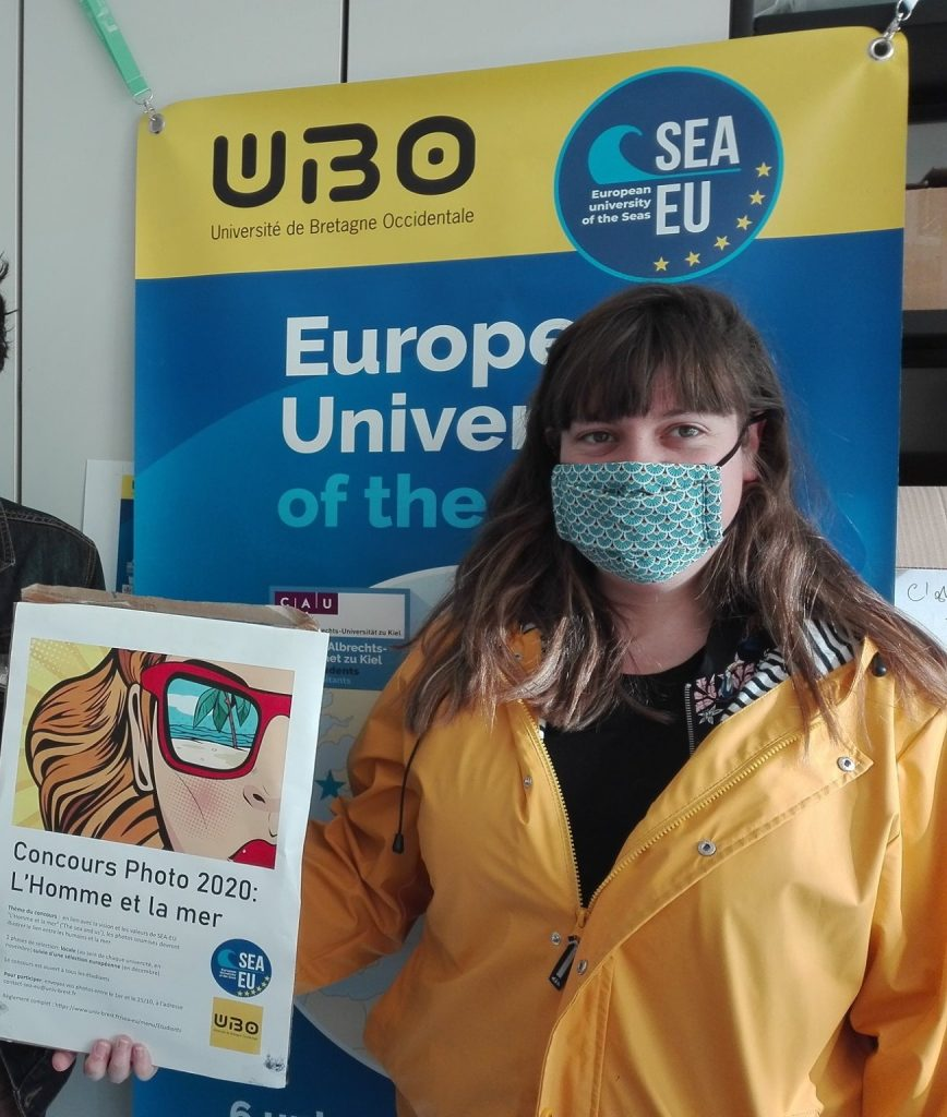 Lucie Toussaint wins the first edition of the SEA-EU photocontest.