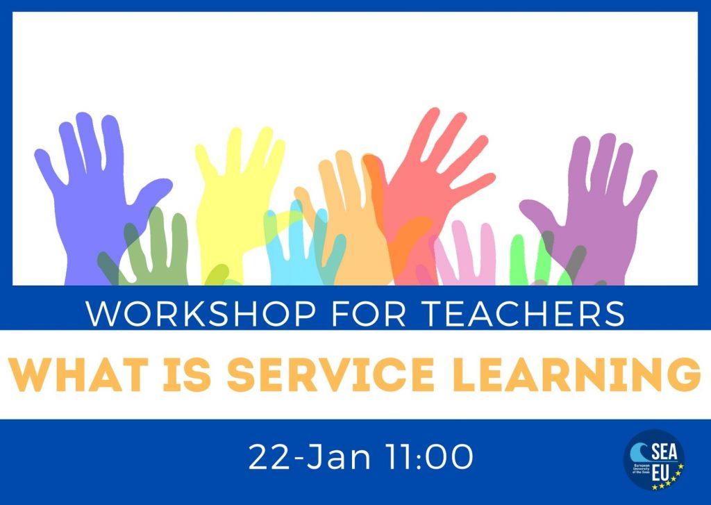 Workshop: ¿Qué es el service learning?