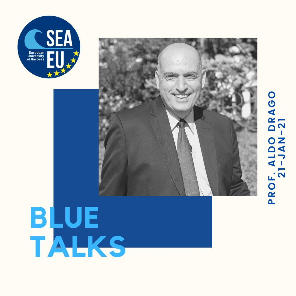 Blue talks #4