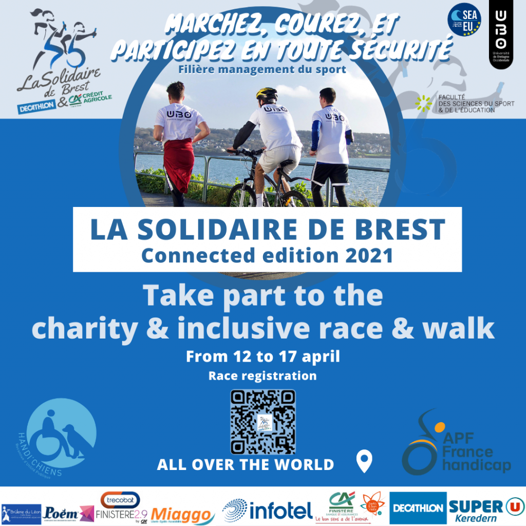 Solidar'Run – Inclusive virtual race