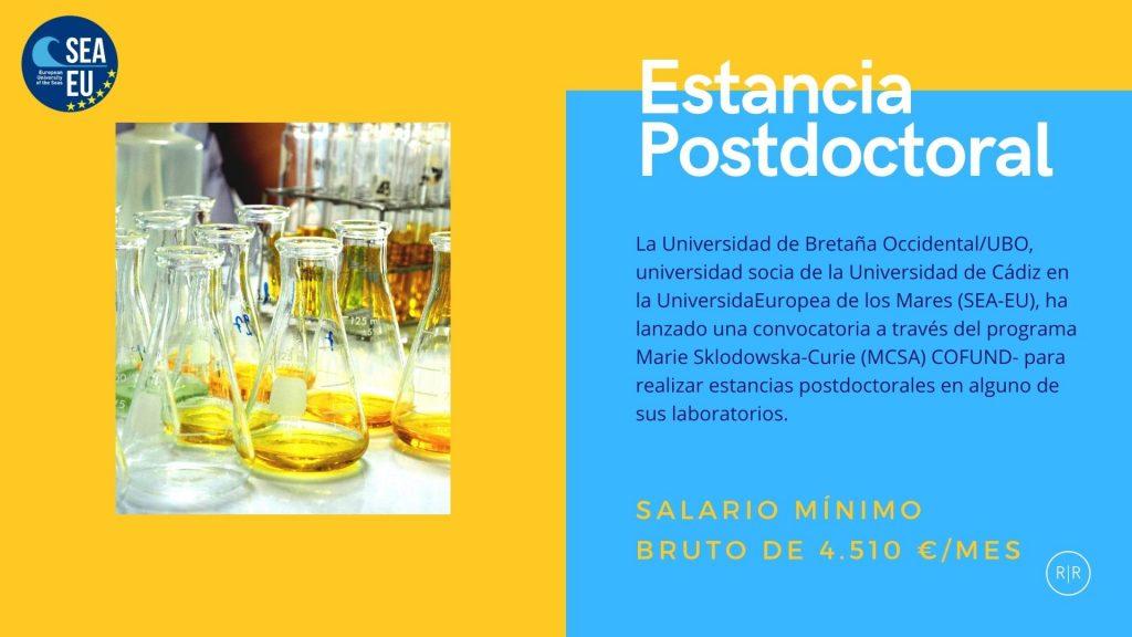 Estancia postdoctoral en UBO