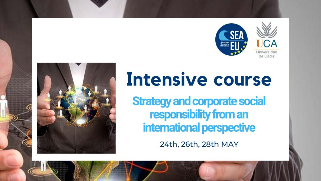 Intensive Course: Social Responsability