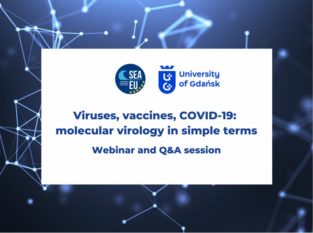 Webinar: COVID-19 virología molecular en términos sencillos