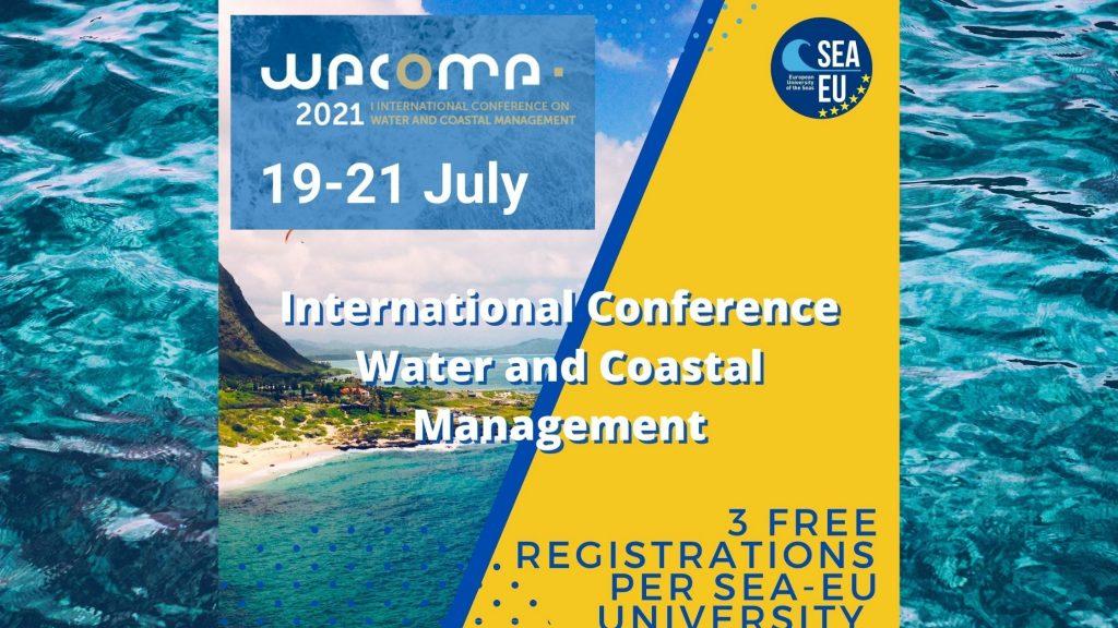 Becas SEA-EU para la Conferencia Internacional WACOMA