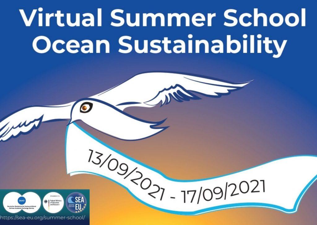 Virtual Summer School: Ocean Sustainability