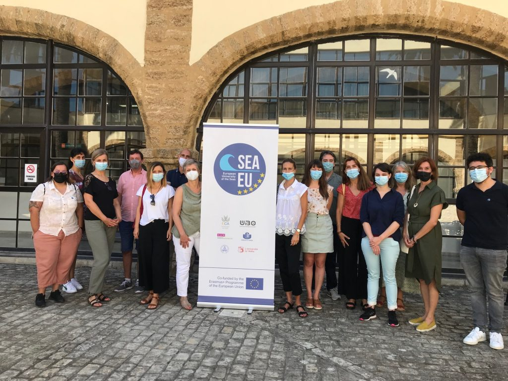 SEA-EU participates in the International Staff Week about inclusion hosted by UCA