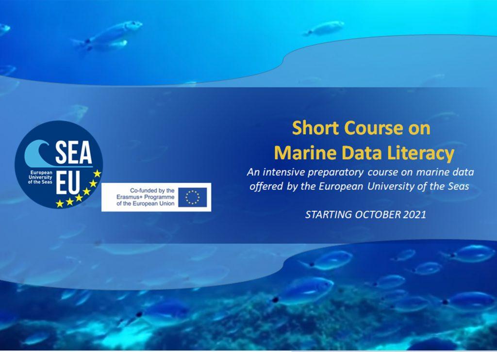 Short Course on Marine Data Literacy
