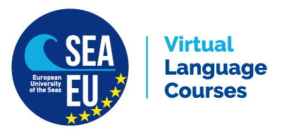 SEA-EU Virtual Language Courses Logo